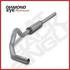 "04.5-07 Diamond Eye Dodge Ram Cummins Diesel Truck Cat Back 4"""" Exhaust System SS"