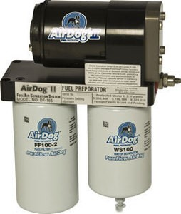 AirDog 2 DF-100 Fuel Lift Pump Filtration System Ford Diesel 6.7L Truck 2011