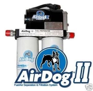 Airdog 2 Fuel Pump Water/Air Separation System Dodge Cummins Diesel DF-200 98-04