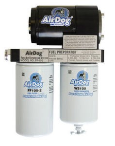 AirDog Fuel Pump Water/Air Filteration Separation System Ford Truck 94-03 100gph
