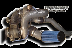Dodge Cummins Diesel 94-02 Compound Twin turbo Kit Industrial Injection 62/k31