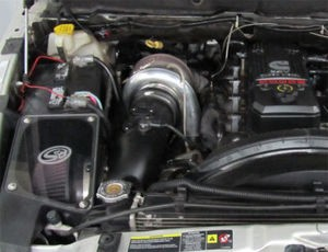 Dodge Cummins Diesel Twin Compound Turbo Kit Industrial Injection 03-07 650+HP