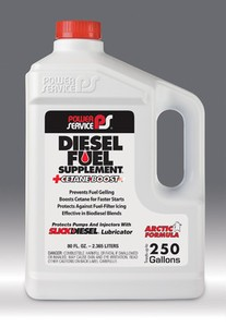 Dodge Cummins Ford Powerstroke Gmc Duramax Power Service Fuel Additive 80oz