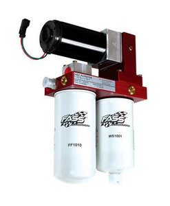 Dodge Diesel 98 5-04 Heavy Duty HD Fass Fuel Water air filteration System  220GPH