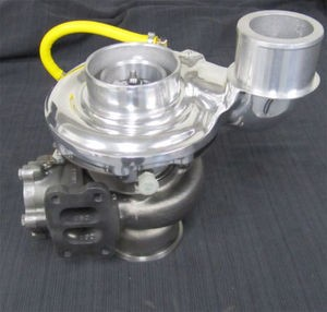 Dodge Diesel Truck Industrial Injection 03-04 Silver Bullet Turbo 64/80 750HP