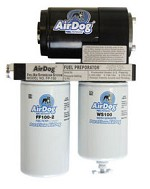 Ford Diesel 08-10 Airdog Fuel Pump Air Water Separation Filtration System 150G