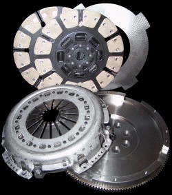 South Bend Dual Disc Clutch Dodge Diesel 89-04 750HP 5 Speed W 1 3/8 Imput Shaft