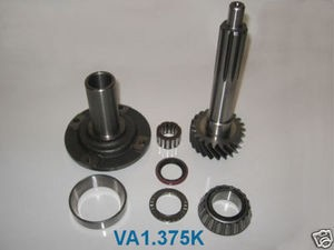 "1-3/8"""" Input Shaft Upgrade For All Valair Dual Disc Clutch Kits for 89-04 Dodge"
