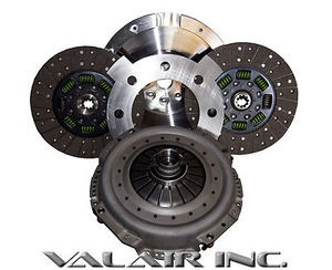 Valair Towing Dodge G56 6 Speed 05.5-12 600hp Organic Dual Disc Clutch With Hydr