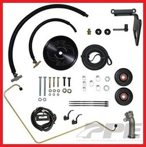 Chevy/GMC Duramax Diesel Truck Twin Dual CP3 Kit NO Pump 2006-2007 LBZ 6.6L