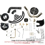 PPE Duel Twin CP3 High Performance Pump kit With Pump Dodge Cummins 2003-2004
