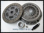 Valair Organic Facing Stock HP Single Disc Clutch Dodge Cummins 6 Speed 00-05