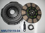 Valair Ceramic 550hp Non towing Single Disc Clutch Dodge Cummins 5 Speed 89-03