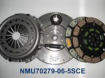Valair Clutch W Flywheel 89-04 5spd 500HP Ceramic Kev Single Disc 13