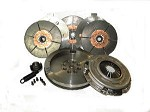 Valair Triple Disc Clutch W Flywheel 89-04 5spd Competition 1200HP 12.00