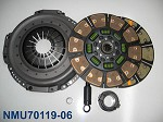 Valair Ceramic Kevlar 500hp Single Disc Clutch Dodge Cummins 5 Speed 1989-2003