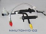 Valair Heavy Duty Hydraulic Master Slave cylinder Upgrade Dodge 2nd Gen 94-98