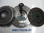 Valair 400HP Single Disc Clutch Conversion KIT Dodge Cummins G56 6 Speed 05-12
